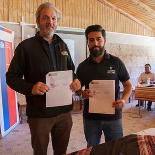 Firman convenio que busca conservar patrimonio cultural de Alto El Loa