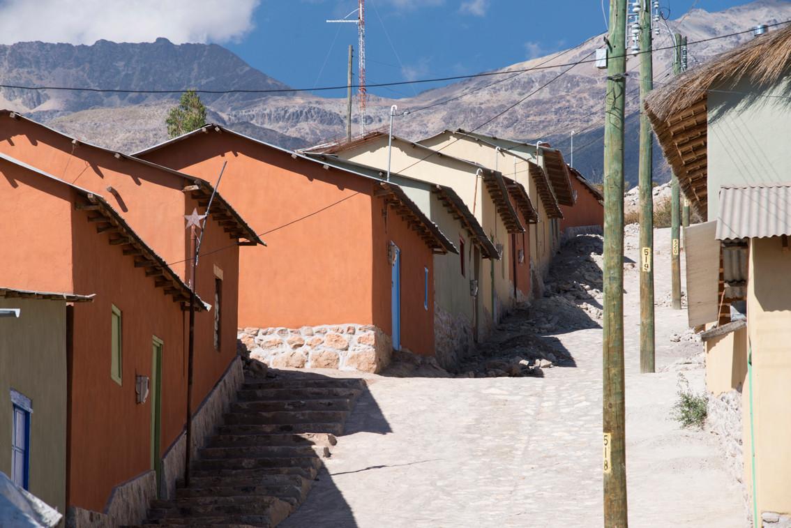 Pueblo de Belén Restaurado