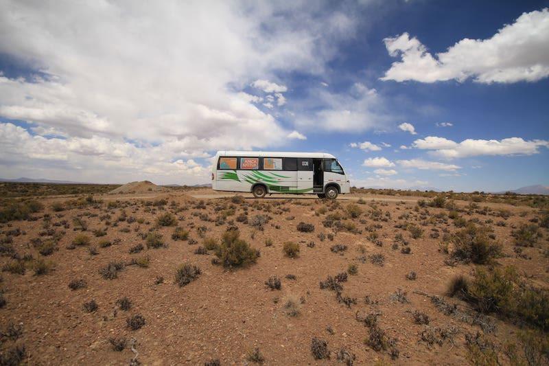 Arica Nativa On Tour