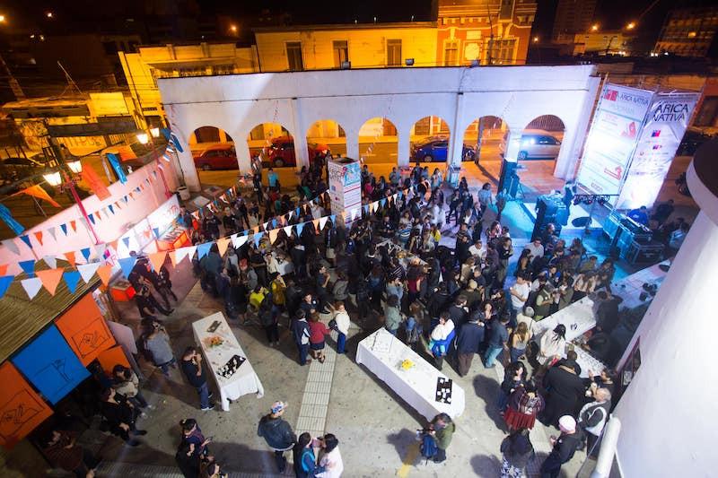 Arica Nativa 2016 en Teatro Municipal de Arica