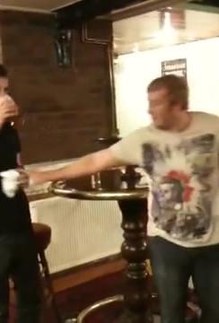 Jon gets Wedgied