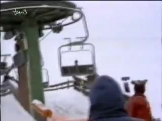 Chairlift Accident