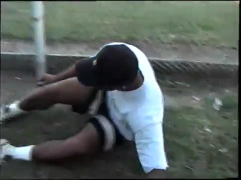 Torrico vs Fox - underwear battle c.1997.
