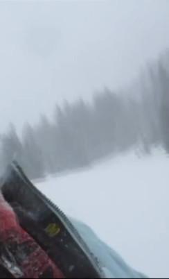 Alta Utah Rope Tow Wedgie