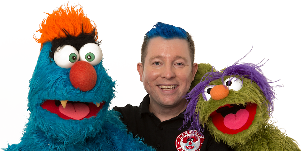 How Brett Used NEIS To Launch Lucrative Puppetry Business