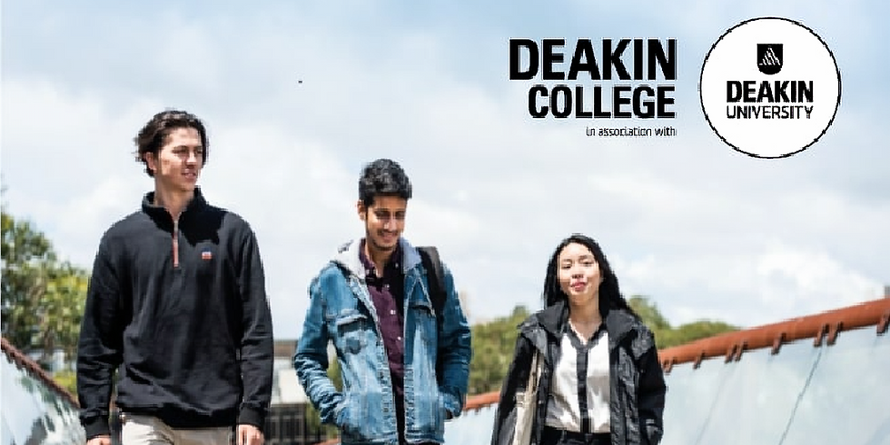 Your Direct Pathway to Deakin University