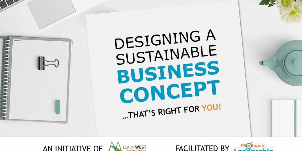 Designing a Sustainable Business Concept