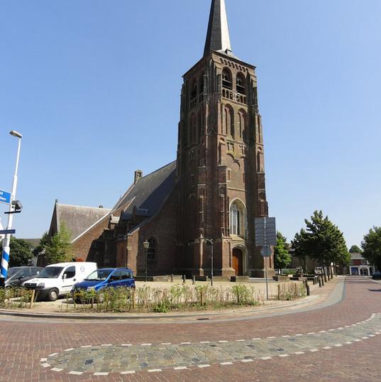 Kerk centrum Moergestel