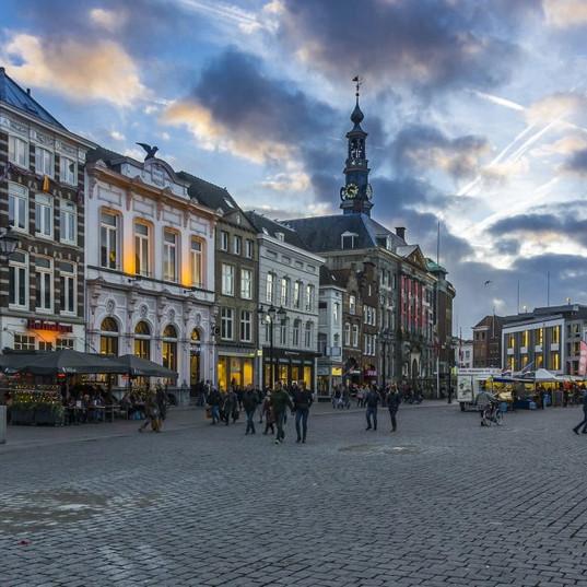 De Markt van Den Bosch