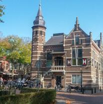 Oude Raadhuis in het sfeervolle centrum van Oisterwijk