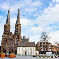 Kerk op de Heuvel in Tilburg