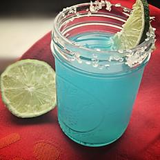 Margarita Blue Lagoon