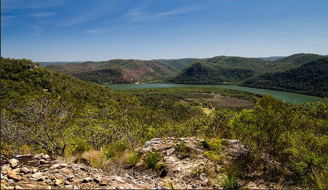 Canoelands Ridge Trail