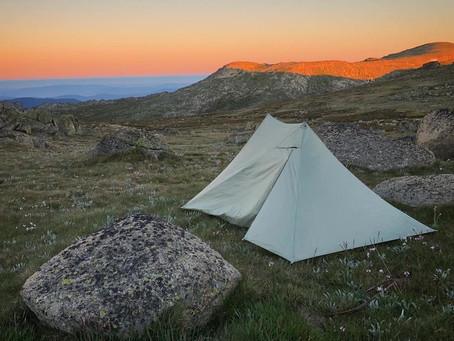 Correct gear for Kosci....Alpine trekking