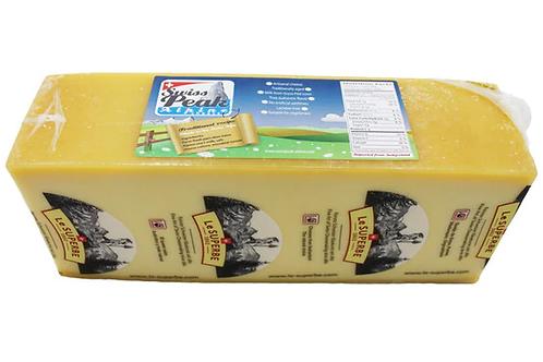 Swiss Peak Alpine Cheese
