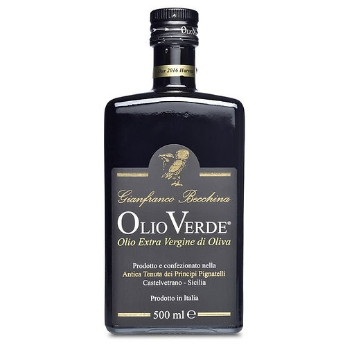 Olio Verde Olio Novello Extra Virgin Olive Oil