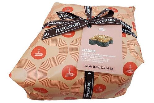 Fiasconaro Colomba Classica Traditional Italian Easter Cake