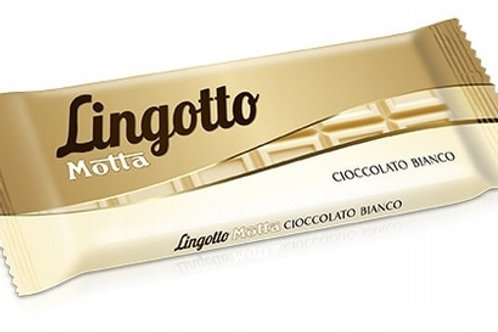 Lingotto Motta Bianco White Chocolate