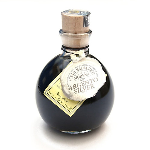 Fattoria Estense Silver Label Sphere Balsamic Vinegar