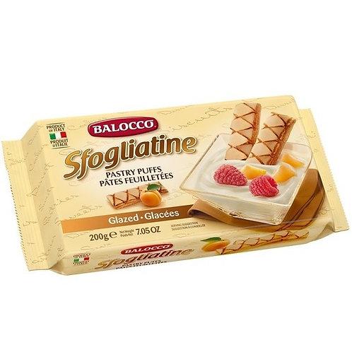 Balocco Sfogliatine Pastry Puffs