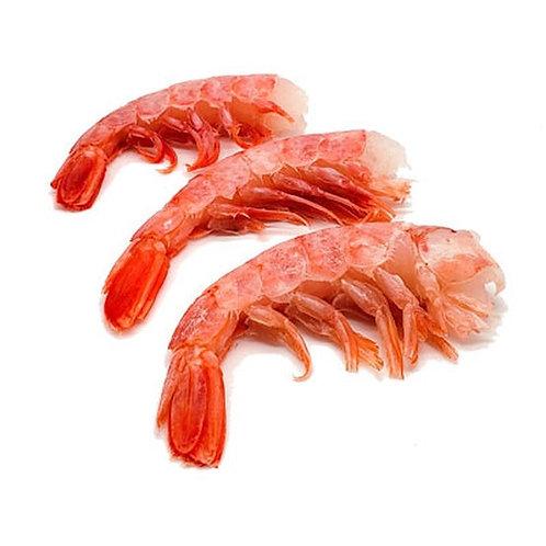 Mmmediterranean Wild Raw Red Shrimp (Head Off) Easy Peel Bag