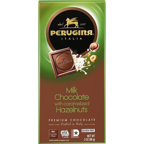 Perugina Milk Chocolate & Hazelnuts Bar