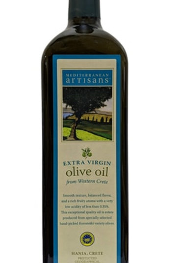 Mediterranean Artisans First Cold Press Extra Virgin Olive Oil