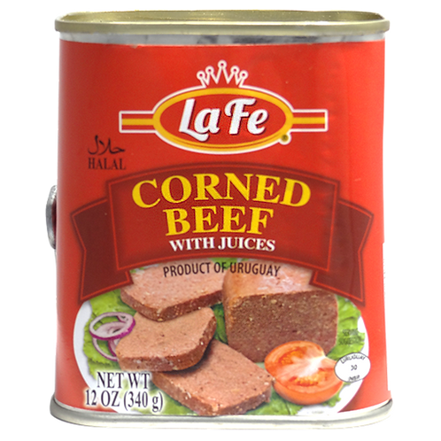 La Fe Corned Beef