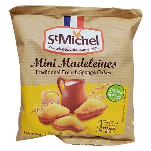 St Michel Mini Madeleine Bites