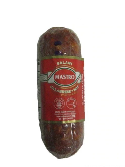 Mastro Calabrese Hot (Spicy)