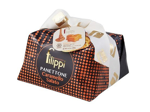 Filippi Panettone Special With Salted Caramel