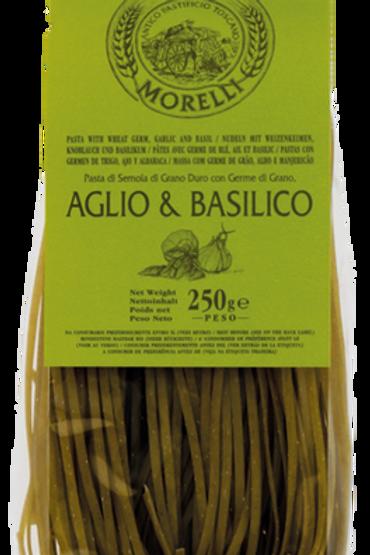 Morelli Garlic & Basil Linguine
