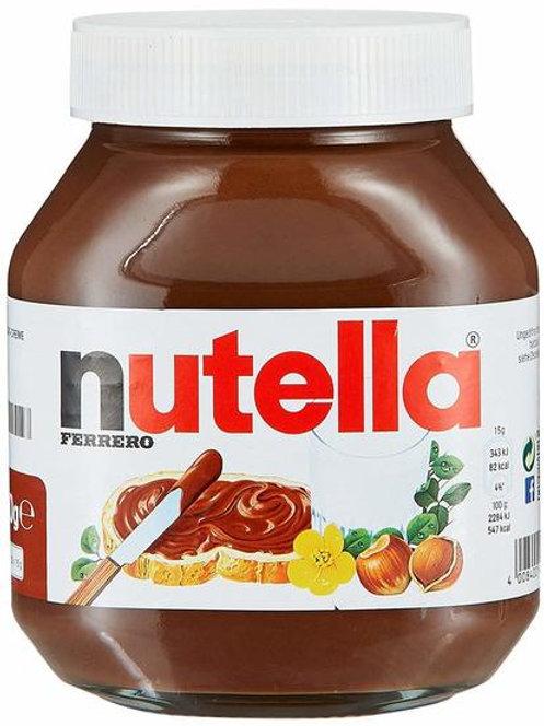 Nutella Imported Chocolate Hazelnut Spread