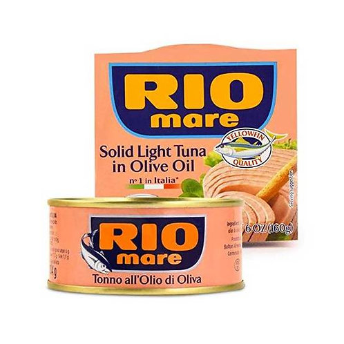 Rio Mare Solid Light Tuna in Olive Oil