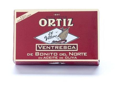 Ortiz Ventresca Tuna