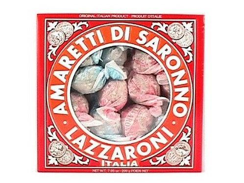 Lazzaroni Amaretti Window Box