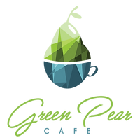 Green Pear Cafe Logo