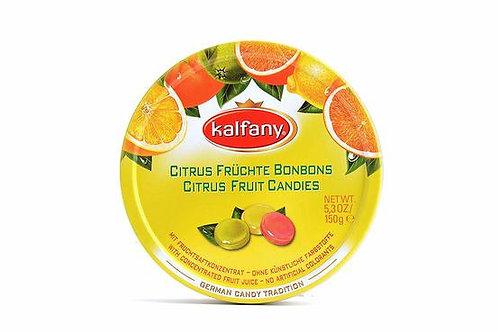 Kalfany Citrus Fruit Candies