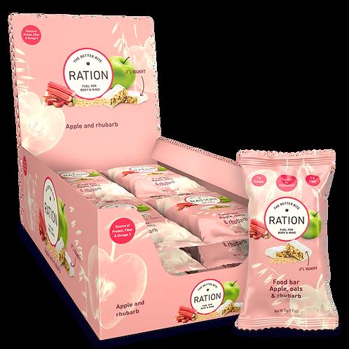Ration Apple Rhubarb