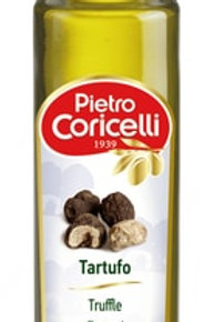 Pietro Coricelli Black Truffle Flavored Extra Virgin Olive Oil Bottle