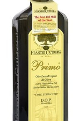 Frantoi Cutrera Primo Extra Virgin Olive Oil Monti Iblei D.O.P.