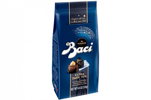 Baci Perugina Extra Dark 70% Chocolate Truffles Bag