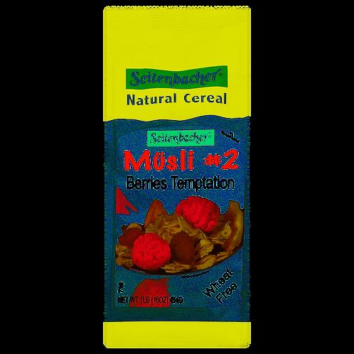 Seitenbacher Musli #2 Berries Temptation