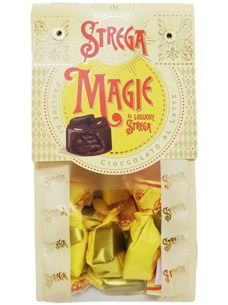 Strega Magie Milk Chocolate Truffles with Strega Liqueur Bag