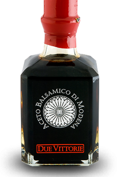 Due Vittorie Argento Silver Balsamic Vinegar