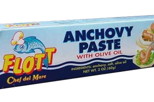 Flott Anchovy Paste tube