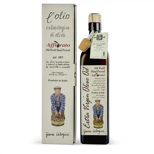 Gianni Calogiuri Affiorato Extra Virgin Olive Oil