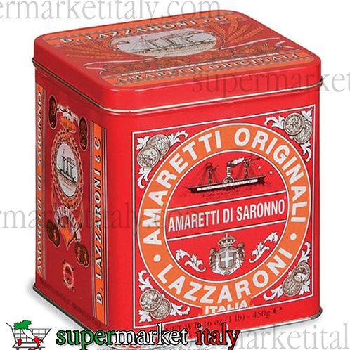 Lazzaroni Amaretti Di Saronno tin