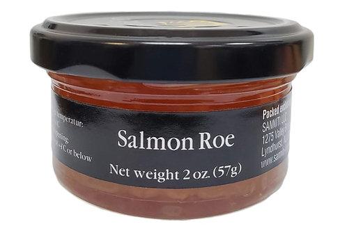 Agustson Salmon Roe Caviar