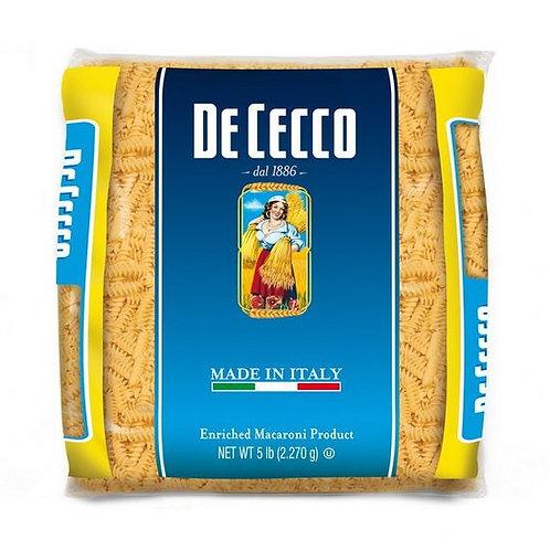 De Cecco #34 Fusilli Bulk Pasta